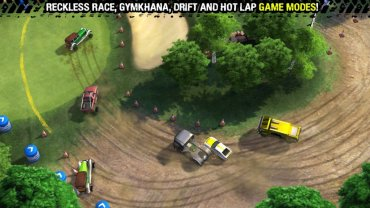 Reckless Racing 3 скачать