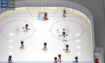 Stickman Ice Hockey скачать
