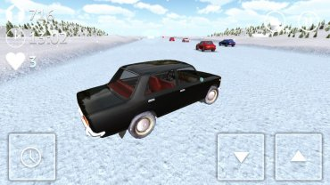 Russian Traffic Racer скачать