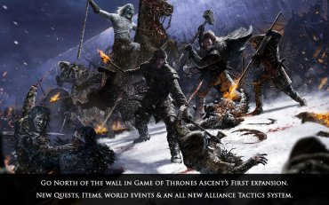 Game of Thrones Ascent на андроид