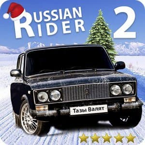 Russian Rider Drift 2